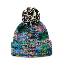 High quality free beanie pattern custom made knitted cap/hat wholesale