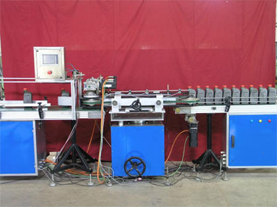 Vacuum Inspection System