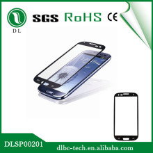 China Supplier colorful screen protector film for samsung galaxy s3 i9300