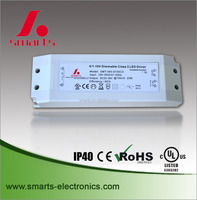 900ma 36v 0-10v dimming led driver for led spotlight