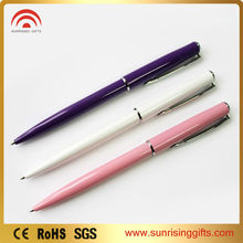 Trendy Lady High Quality Gift Metal Ball Pen