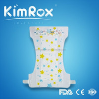 Good Price Disposable Breathable Sleepy Baby Diaper Manufacturer from China