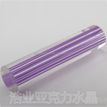 modern furniture plastic hanging curtain rod