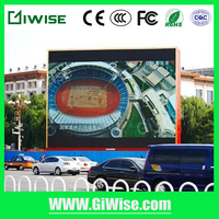 Best seller SMD P5 HD RGB outdoor led billboard with 1 year quality warranty