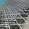 Diamond Pattern Metal Mesh Expanded