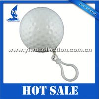 disposable golf ball poncho,poncho ball