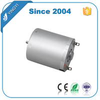 Widely applied 12v DC slow electric motor with 12v 200rpm dc motor