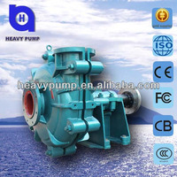 factory price Industrial iron sand slurry dewatering pump