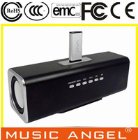Classic best Gift Replaceable Battery USB input Speaker with TF Card/FM Playing
