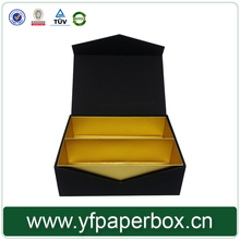Custom printing luxury card packaging fashion design gift envelope cardboard box