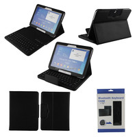 bluetooth keyboard case for Samsung Galaxy Tab 4 10.1inch Shenzhen Factory