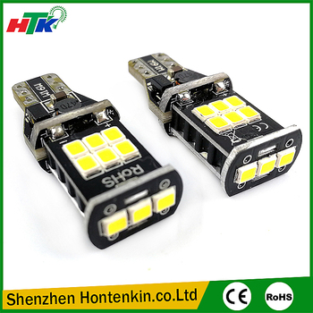 Extremely Bright Canbus T15 15SMD 2835 LED Lighting For Car LED Backup Reverse Lights