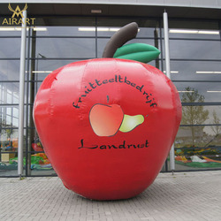 customized giant inflatable fruit,advertising inflatable apple
