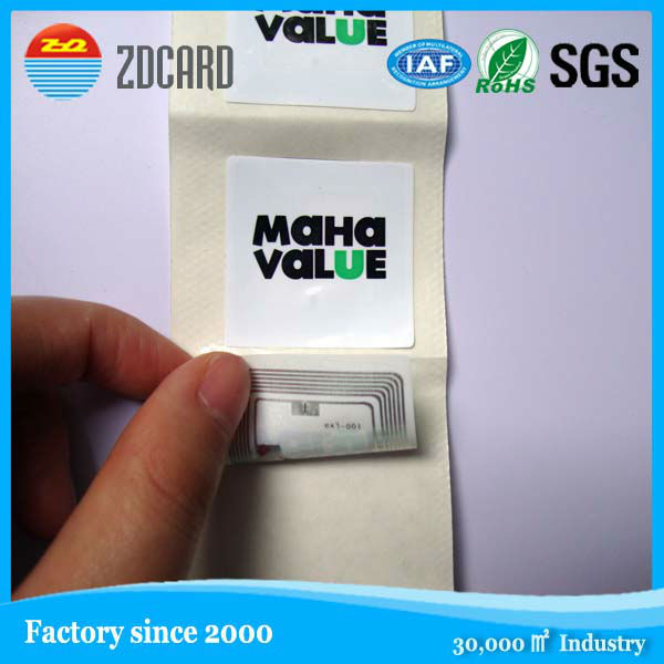 nfc mobile payment metal tag 13.56mhz