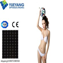 2015 new LCD price per watt monocrystalline silicon solar panel