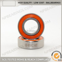 Made in China Z3V3 Fast miniature pivot bearing with ceramic balls
