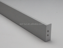 Aluminum LED profile for wall up and down two sides lights