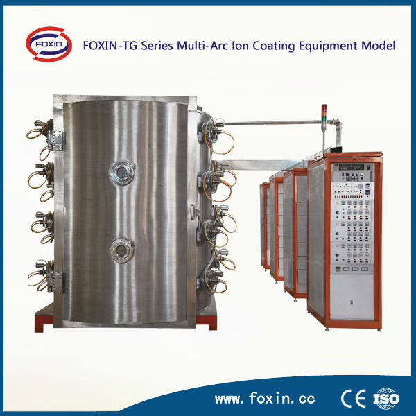 Used Vacuum Coating Equipment For The Golf Ball Head Coating Equipment