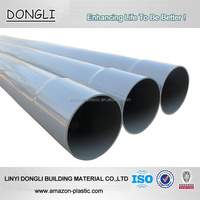 China 30mm PVC Black water Pipe