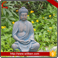 Garden Decoration Statue Enlightened Buddha For