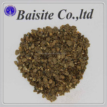 Hot Sell Cheap Price Best quality Gold Raw /Expanded Vermiculite for Construction