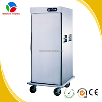 Electric Commercial Food Display Warmer/Food Display Case/Hot Food Display Cabinets