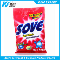 SOVE Automatic Detergent Powder Embalming Powder 125G