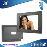 2013 New Industrail Flat Screen 12 Inch Open Frame LCD Monitor
