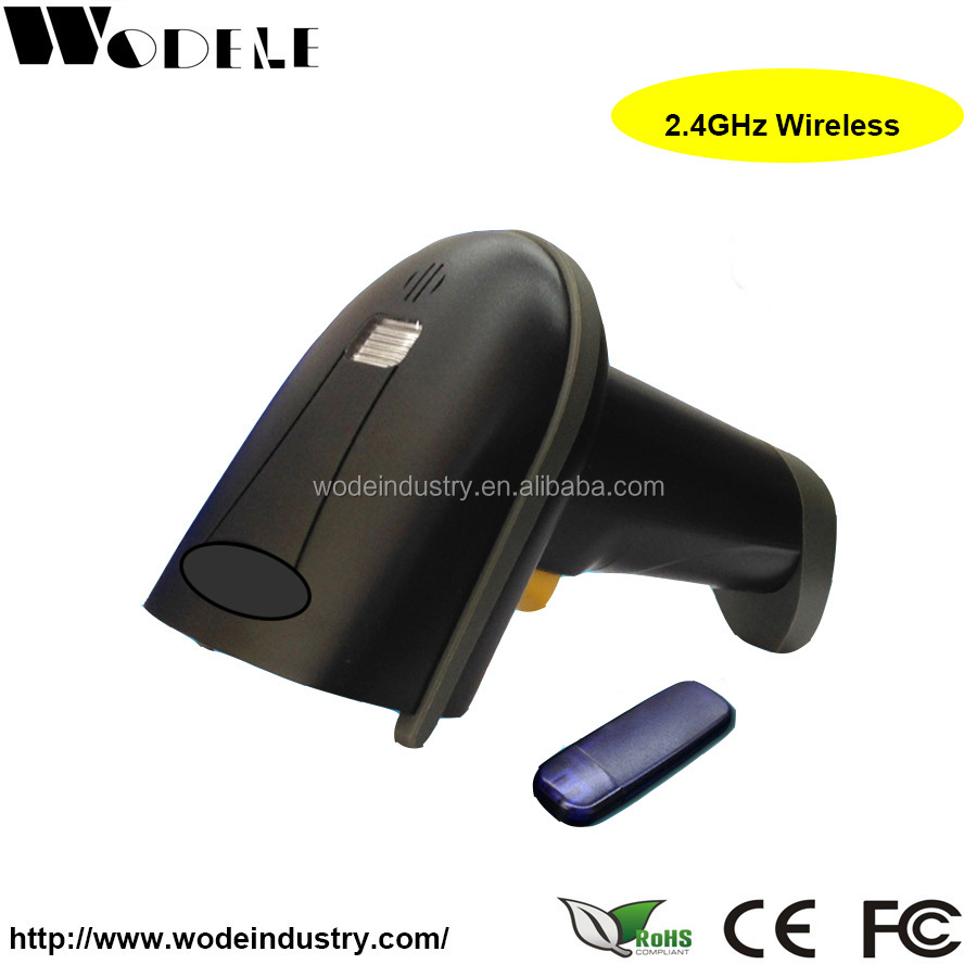 WD-1803--Long Distance Wireless Bar Code Scanner with Intelligent Voice