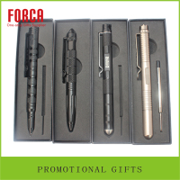 Gift box Promotional items Metal military Logo Tactical Ballpoint Pen