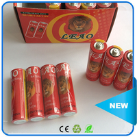 High quality UM4 carbon cell 1.5v aaa dry battery R03p aaa batteries