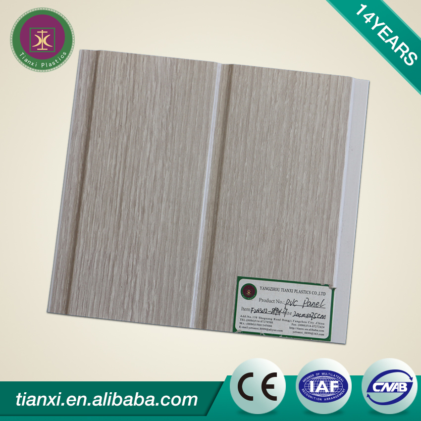 Stable quality ceilings sound-absorbing pvc celing tiles