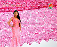 china supplier 2016 ladies high quality water soluble lace for african bridal dresses latest dress design for curtains