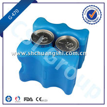 insulation plastic cooler box for beverage