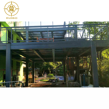 High quality steel structure for sale  Guangzhou Luogang kindergarten