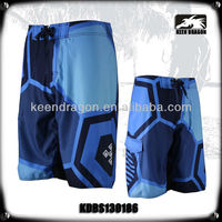 plus size beach shorts mens new arrival blue surf clothing