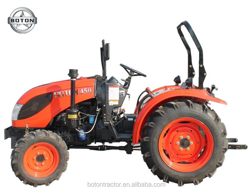 45HP 2WD Factory Supply Agri Equipment Tractor From China Boton