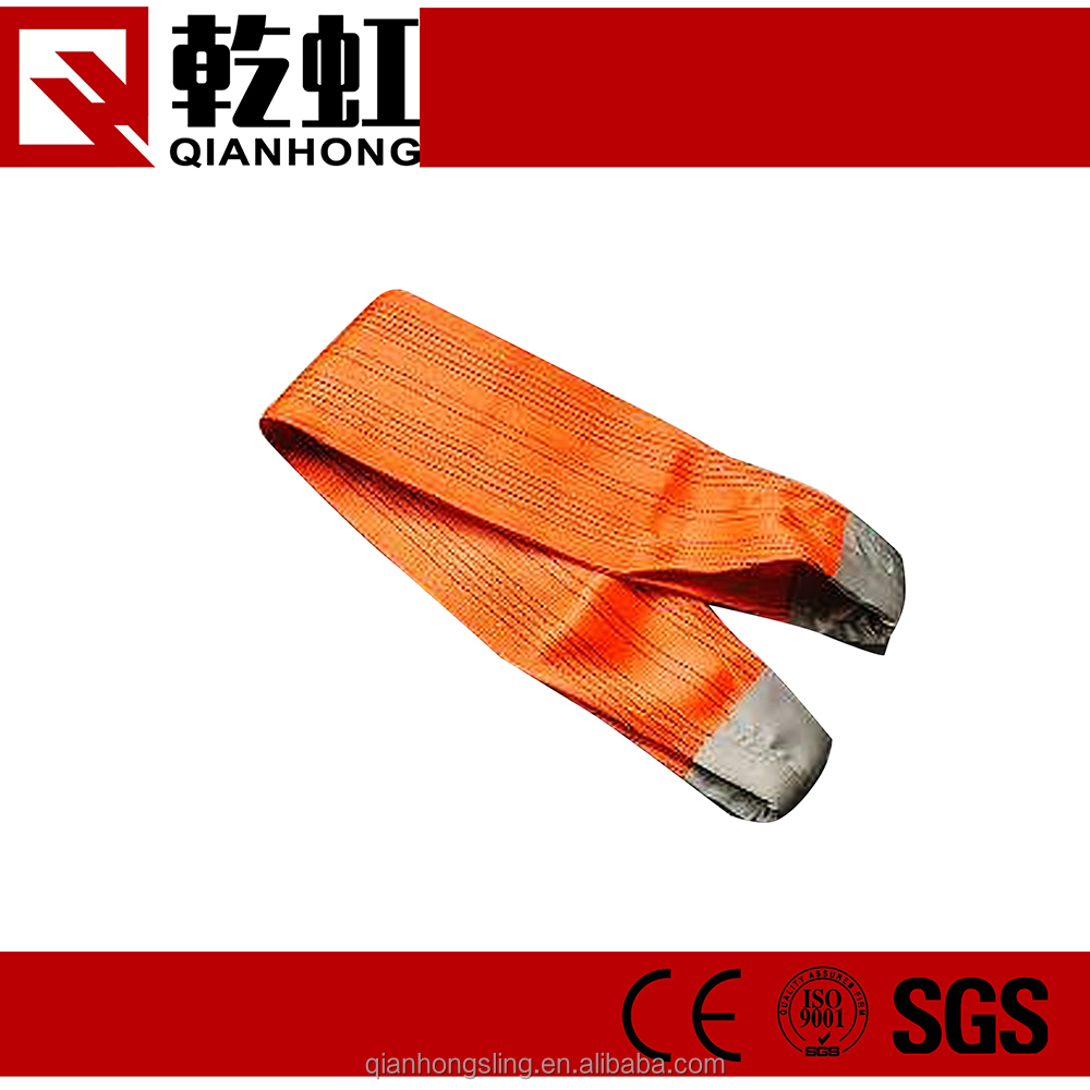 polyester heavy duty lifting sling/belt,lifting belt sling
