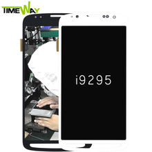 LCD touch screen for s4 active i9295,for samsung s4 active screen replacement
