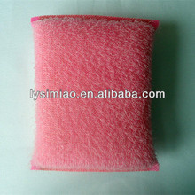 kitchen cleaning plastic sponge scourer