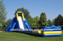 2014 Best seller the hulk inflatable slide,cheap hippo inflatable water slide for sale