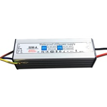 Sgrow Wholesale 50W Constant Current Waterproof LED Driver ,20-36V ,LED power supply