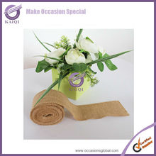 K2822-6 hessian wall covering hessian fabric hessian cloth for construction
