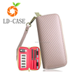 Latest design carbon fiber electronic cigarette pouch ploom tech