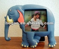 picture frame emboss elephant