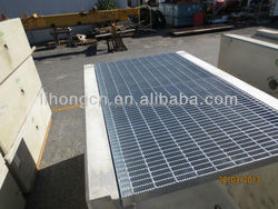 galvanized heavy duty drainage grating, sump grating,galvanized heavy duty drain cover