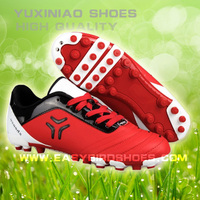 china factory manufacturing indoor star impact american football soccer shoes