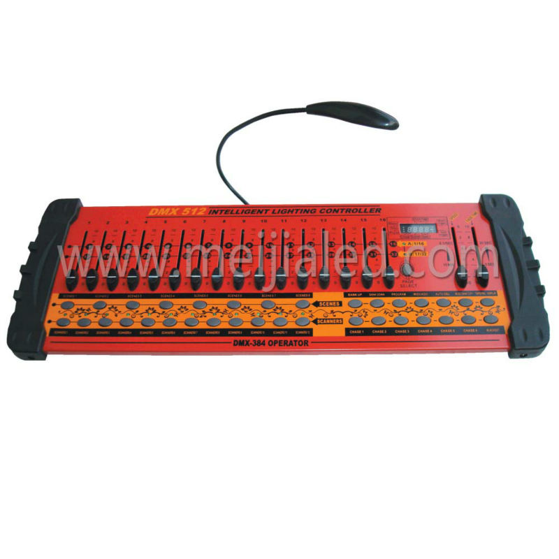 24-channel optical channel DMX512 led chase controllers