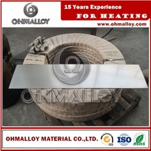 Nickel Chrome Iron Resistance Heating Strip/ Ni-Cr-Fe Alloy