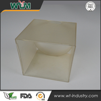 customized design clear packaging box/gift box/android tv box